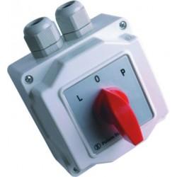 Wyłącznik ŁK16/3.325 L-0-P w obudowie,