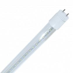 Tuba LED ART T8, 120cm, 18W, AC-230V, glass transp.270st,jednostronne zas.6500K