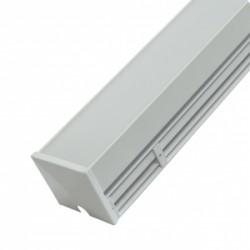 Lampa natynkowa LED ART,20W,6x60x5cm,AC230V,3000K-WW