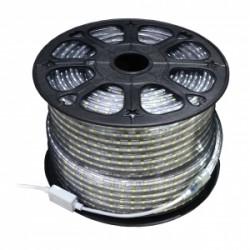 Pasek LED ART, IP65, 12mm*100m, 4.8W/m,60xSMD3528/m, AC230V! WW promo