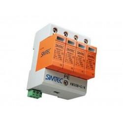 Ogranicznik przepięć B+C 4P 30kA SIMTEC SM30B+C/4-275