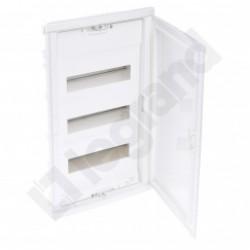 ROZDZIELNICA RWN 3 x 12 Drzwi białe