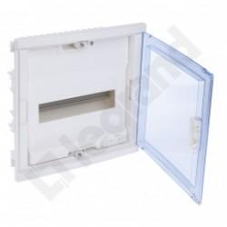 ROZDZIELNICA RWN 1 x 12 Drzwi transparentne
