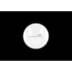 Rueda Mini stick biały mat   barwa światła: zimny biały   IP 66