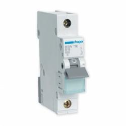 MCB Wyłącznik nadprądowy Icn=6000A 1P B MBN116E