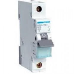 MCB Wyłącznik nadprądowy Icn=6000A 1P C MCN106E