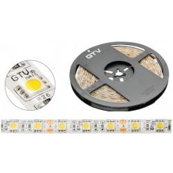 Taśma 300 LED, SMD 5050, IP 65, 72 W