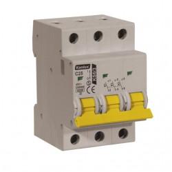 Wyłącznik nadprądowy, S303  C25,