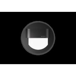 Rueda    czarny mat | barwa światła: zimny biały | IP 20