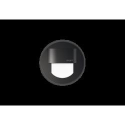 Rueda Mini stick  czarny mat   barwa światła: zimny biały   IP 20