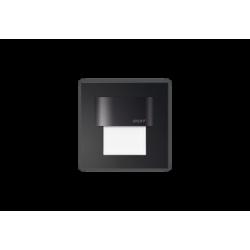 Tango Mini czarny mat | barwa światła: zimny biały | IP 20
