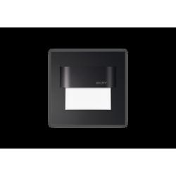 Tango stick czarny mat | barwa światła: zimny biały | IP 20