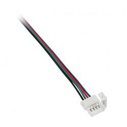 Złączka XC11 do taśm led RGB z przewodem 2 m