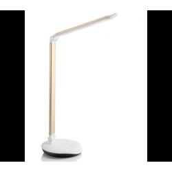 Lampa Biurkowa Lever 4000K Złota