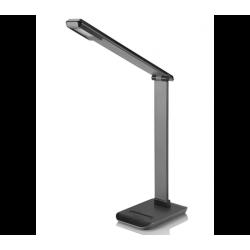 Crane 4000K Lampa Biurkowa Czarna