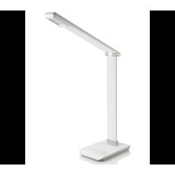 Crane 4000K Lampa Biurkowa Biała