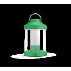 Abelia Zielona Lampa Biurkowa