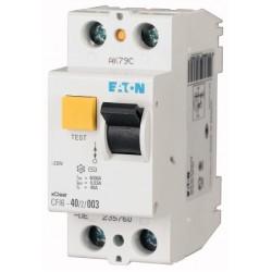 CKN6-25/1N/C/003-A-DE Wyłącznik różnicowo-prądowy 2P C 25A A