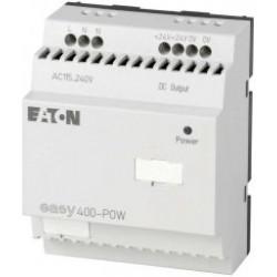 EASY400-POW Zasilacz stabilizowany 24VDC,1.25A, 1-fazazowy regulowany