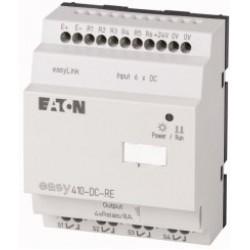 EASY410-DC-RE Rozszerzenie easy 6 wejść 4 wyjścia przekaźnikowe