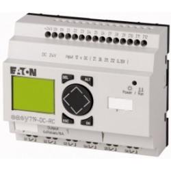 EASY719-DC-RC Przekaźnik programowalny easy 24VDC, 12wejść, 6 wyjść