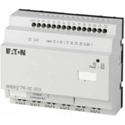 EASY719-DC-RCX Przekaźnik programowalny easy 24VDC, 12wejść, 6 wyjść