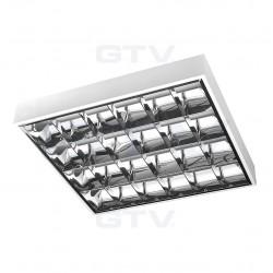 Oprawa uniwersalna na źródła LED - T8 natynkowa RASTRO-LED 4-60