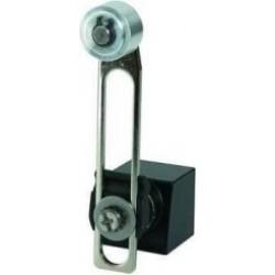 LSM-XRLA Dźwignia o regulowanej długości z rolką,d=18mm