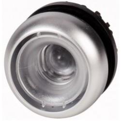 M22-D-X Napęd przycisku z samopowrotem,płaski bez tabliczki