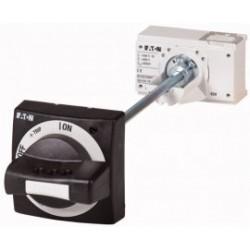 NZM1-XTVD Rękojeść drzwiowa z blokadą (bez wałka)