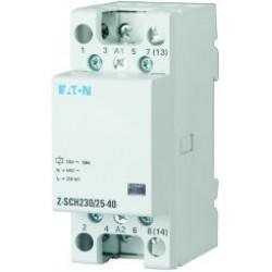 Stycznik modułowy 25A 4Z Z-SCH230/25-40 Kody EAN - 4015082488475,