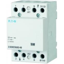 Stycznik Z-SCH230/63-40 Kody EAN  - 4015082488567,