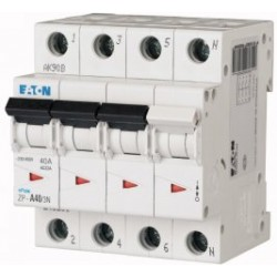 Rozłącznik modułowy 63A 3+N ZP-A63/3n 284909