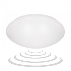 Plafon VEGA LED 1 z mikrofalowym czujnikiem ruchu