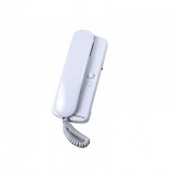 Unifon wielolokatorski PRESTIGE do instalacji 4,5,6 żyłowych, biały