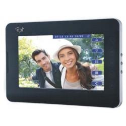 Wideo monitor OPT bezsłuchawkowy, 2-żyłowy, <br />Kolorowy, LCD 7