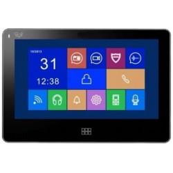 Wideo monitor OPT bezsłuchawkowy, <br />Kolorowy, LCD 7