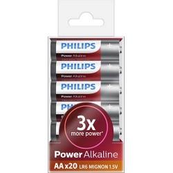 Power Alkaline Akumulator AA, Alkaliczna  LR6P20T/10    1 szt.