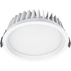 Downlight LED 25W/3000K 230V IP20