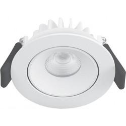 Spot LED adjust 6.5W/3000K 230V IP20
