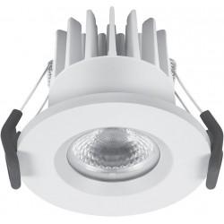 Spot-FireProof LED fix 7W/3000K 230V IP65