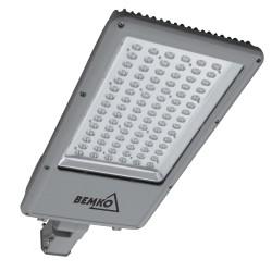 OPRAWA ULICZNA LED CASPO 90W 4000K 7700LM IP67 SZARA