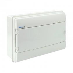 Rozdzielnica Hermetyczna RHp-18/B (białe drzwi ABS), IP65