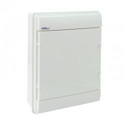 Rozdzielnica Hermetyczna RHp-24/B (białe drzwi ABS), IP65