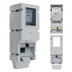 Obudowa zestawu pomiarowego - OZP/Z, szybka rewizyjna, zamek, IP65