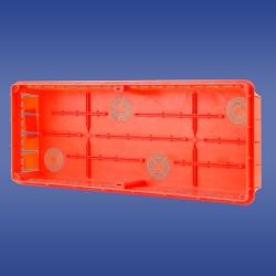 Puszka podtynkowa Pp/t 10 (400 x 156 x 66)