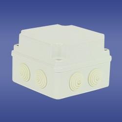 Puszka hermetyczna biała PH-1B.3B