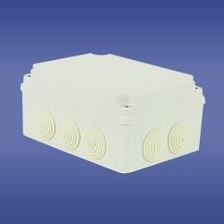 Puszka hermetyczna biała PH-2A.3B
