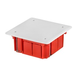 Puszka p/t do ścian karton gips INSTALL-BOX 105x105x50