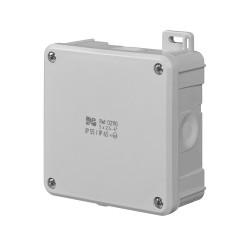 Puszka 2K 98x98x46 4xPG 13,5mm IP55/IP65